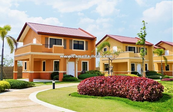 Camella Iloilo House and Lot for Sale in Iloilo Philippines
