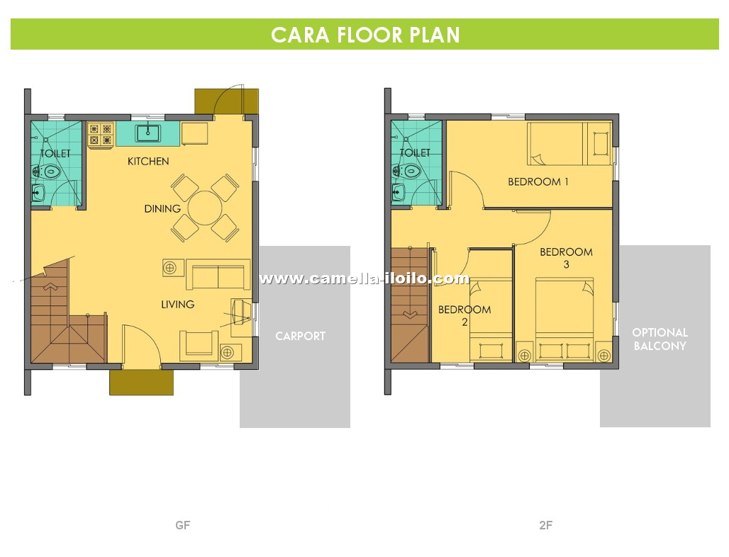 Cara  House for Sale in Iloilo