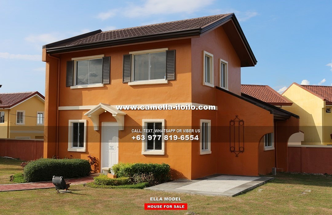 Ella House for Sale in Iloilo