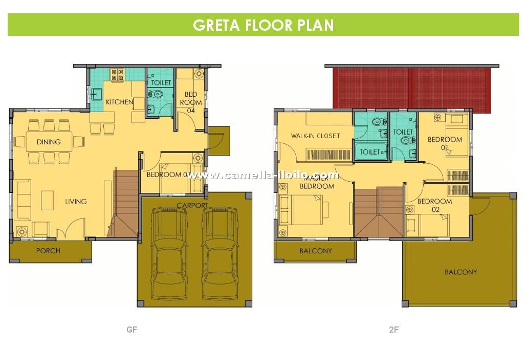 Greta  House for Sale in Iloilo