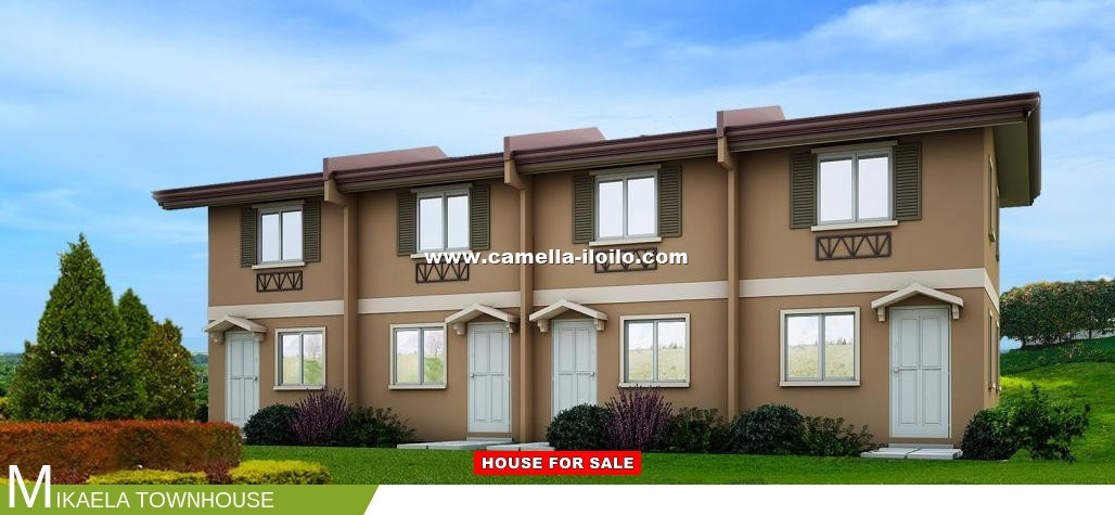 Mikaela House for Sale in Iloilo