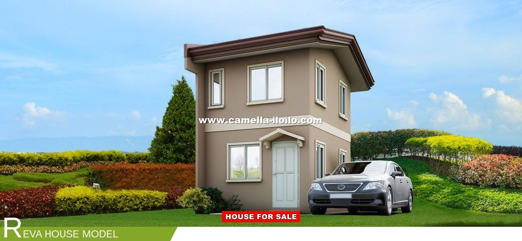 Reva House for Sale in Iloilo