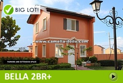 Bella House and Lot for Sale in Iloilo Philippines
