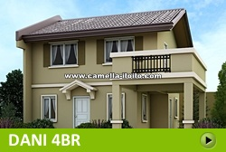 Dani House and Lot for Sale in Iloilo Philippines