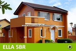 Ella House and Lot for Sale in Iloilo Philippines