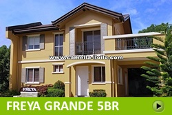Freya House and Lot for Sale in Iloilo Philippines