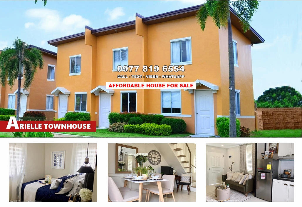 Arielle House for Sale in Iloilo