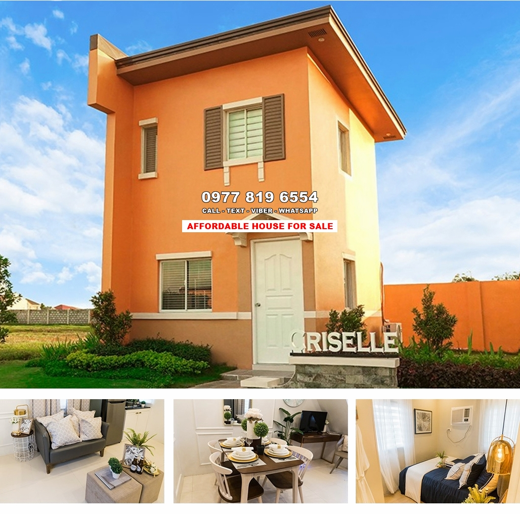 Criselle Affordable House For Sale In Iloilo City