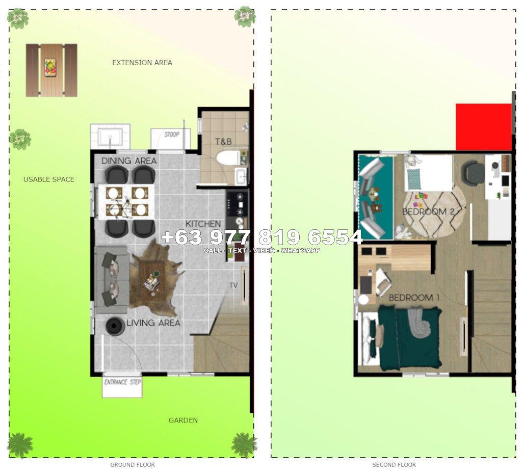 Ezabelle  House for Sale in Iloilo