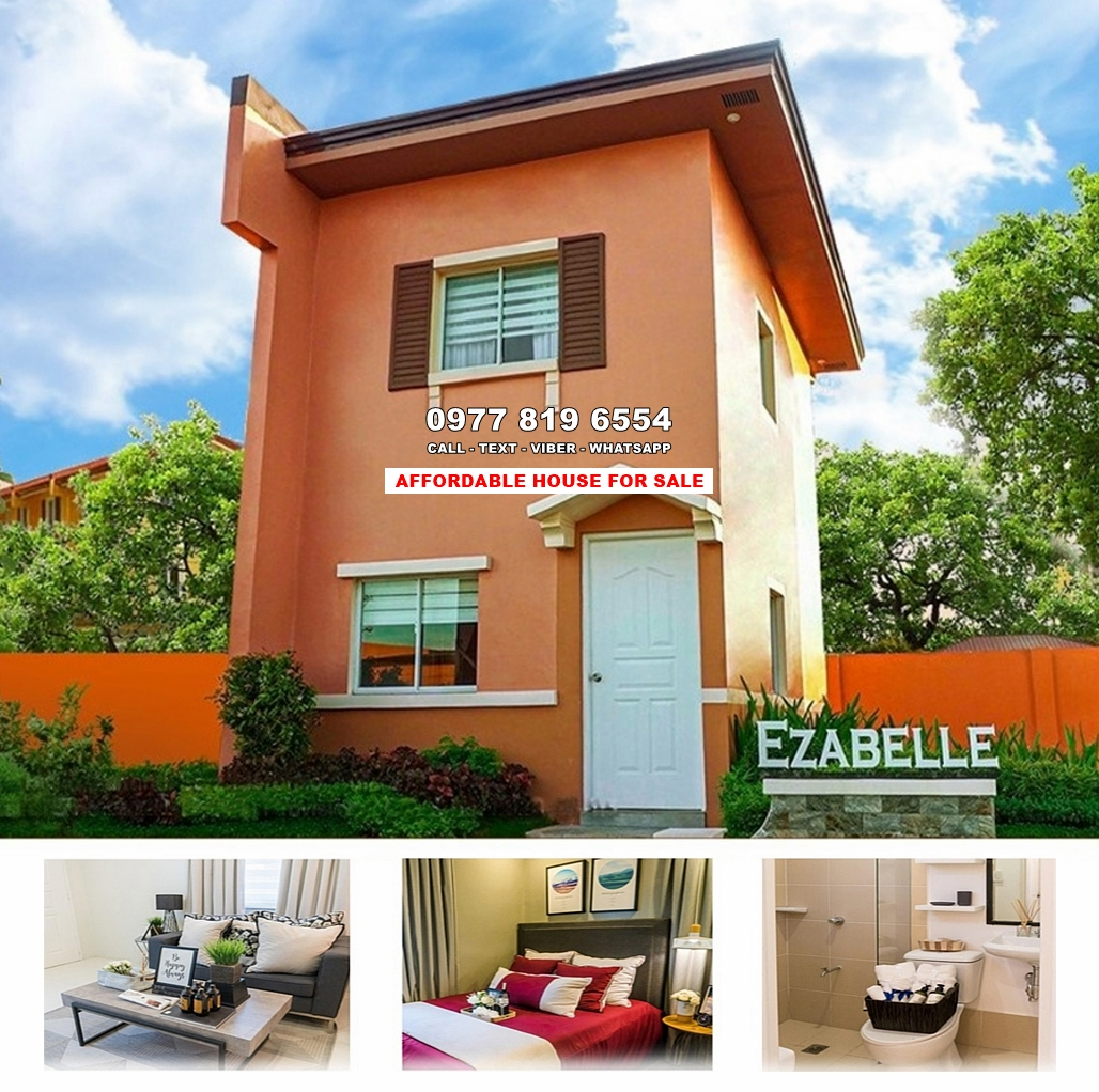 Ezabelle House for Sale in Iloilo