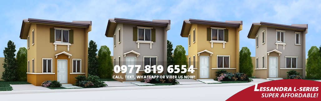 Lesandra L-Series Enclave - House for Sale in Iloilo