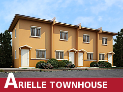 Arielle - Townhouse for Sale in Iloilo City