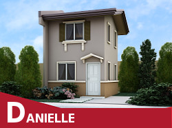 Danielle House and Lot for Sale in Iloilo Philippines