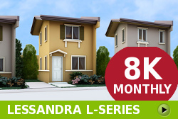 Lessandra Affordable Houses in  Camella Iloilo