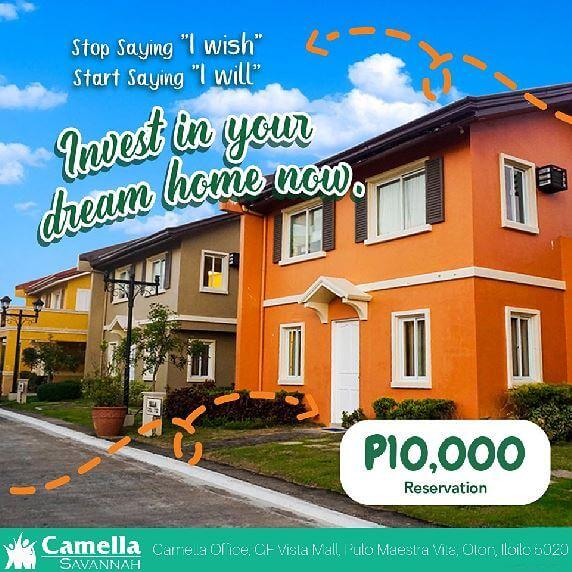 News regarding Camella Iloilo.