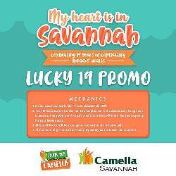 Promo for Camella Iloilo.
